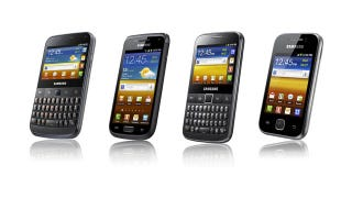 Illustration for article titled WTF Are These Phone Names, Samsung?