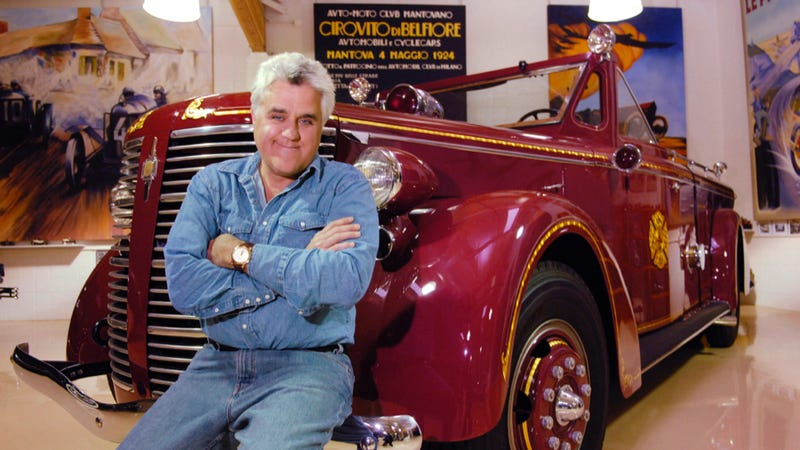 Jay Leno Returns To Tv With Hourlong Leno S Garage On Cnbc