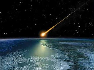 Illustration for article titled Proto-DNA from Meteorites Kick-Started Life on Earth