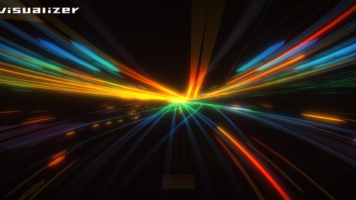 The PixelJunk Folks' Visualizer Makes The PS3 More Fun At