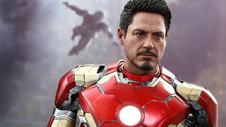 Illustration for article titled This Is The Closest You'll Get To Having Your Own Life-Sized Tony Stark