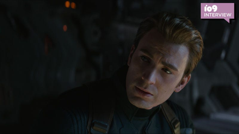 Your star of Avengers: Endgame, Captain America.