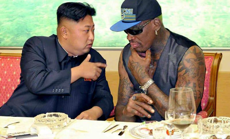Illustration for article titled North Korean Prison Camp Survivor Writes Open Letter To Dennis Rodman