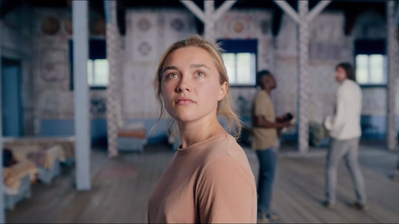 """Illustration for article titled Midsommar's new trailer certainly makes it look like an """"apocalyptic breakup movie"""""""