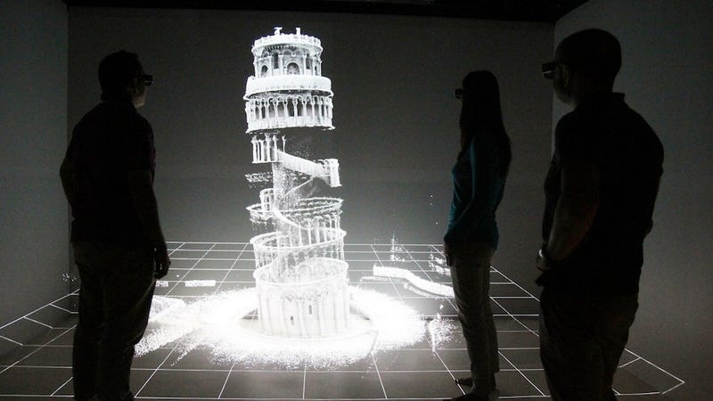 Illustration for article titled The First 3D Scan of the Tower of Pisa Will Help Preserve It Forever