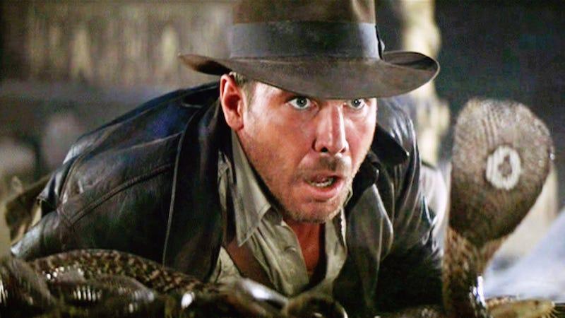 Image: Indiana Jones, Lucasfilm