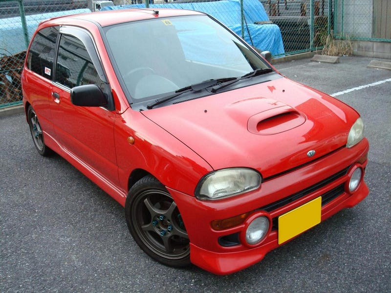 Illustration for article titled Thanks MCM...Now I Want a Kei Car