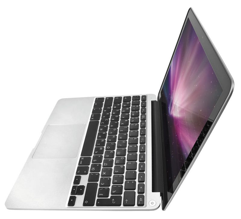 Illustration for article titled The Perfect MacBook Mini: Leak, Concept, or Fake, We Love It Anyway
