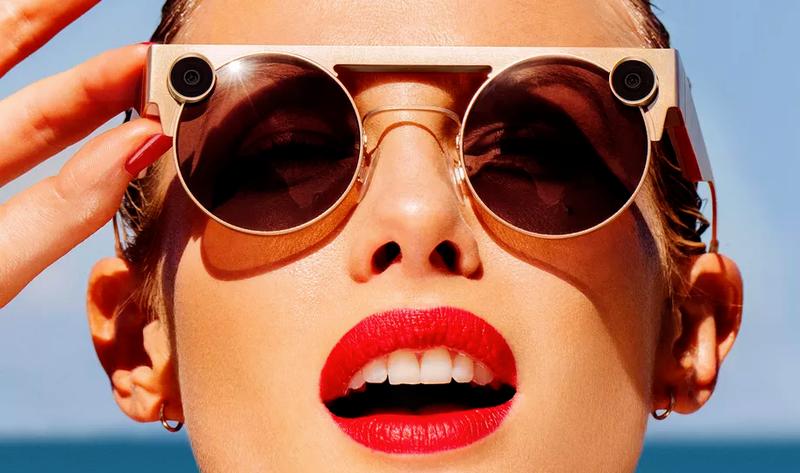 Illustration for article titled Las nuevas gafas de Snapchat ahora tienen una segunda cámara, son más caras e igual de feas