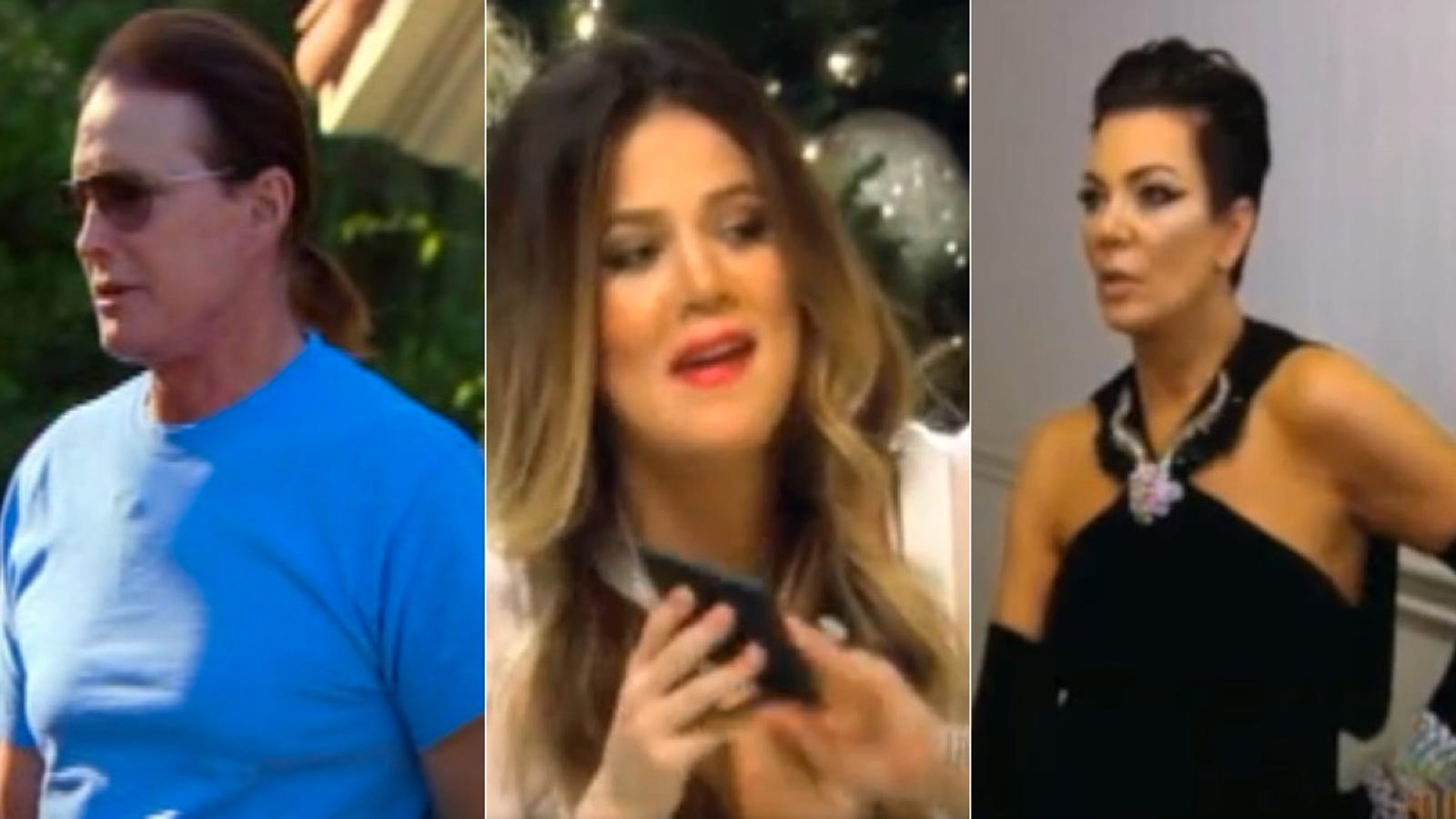 10 Awfully Awkward Moments From the Kardashian Khristmas Special