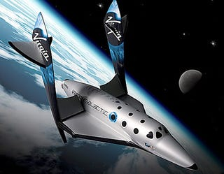 Illustration for article titled Commercial Spaceflight Will Be Green, Claims President