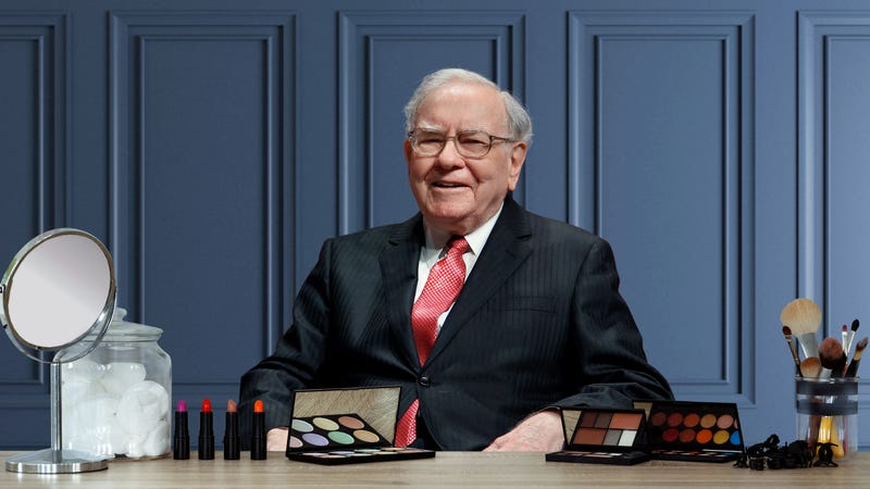 Illustration for article titled Warren Buffett Tells Colleagues About Exciting Investment Opportunity He Recently Discovered Selling Mary Kay Beauty Products