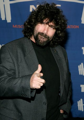 Illustration for article titled Mick Foley Is A Man Of The Year