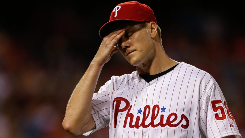 Illustration for article titled Jonathan Papelbon Continues To Endear Himself To Phillies Fans