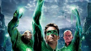 Illustration for article titled Does the Green Lantern movie introduce too many zany creatures?