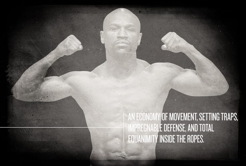 Illustration for article titled Why Floyd Mayweather Is The Last Of A Kind