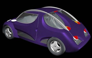 Illustration for article titled Bertolio Jana Concept Features Rear Seats That Face the Wrong Way