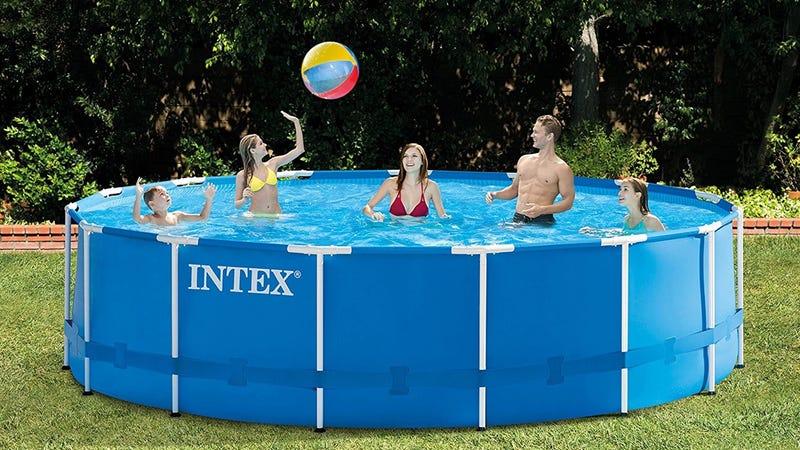Intex Above-Ground Pool | $200 | Amazon