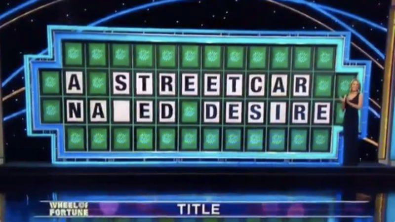Screenshot: Wheel Of Fortune