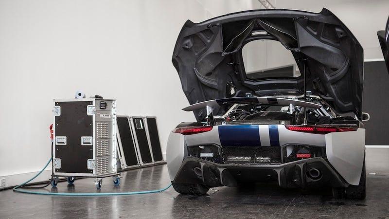 Illustration for article titled Did The Tata Nano Kill Off Jaguar's Wonderful C-X75?