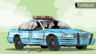 Illustration for article titled More Cops Should Smoke Weed