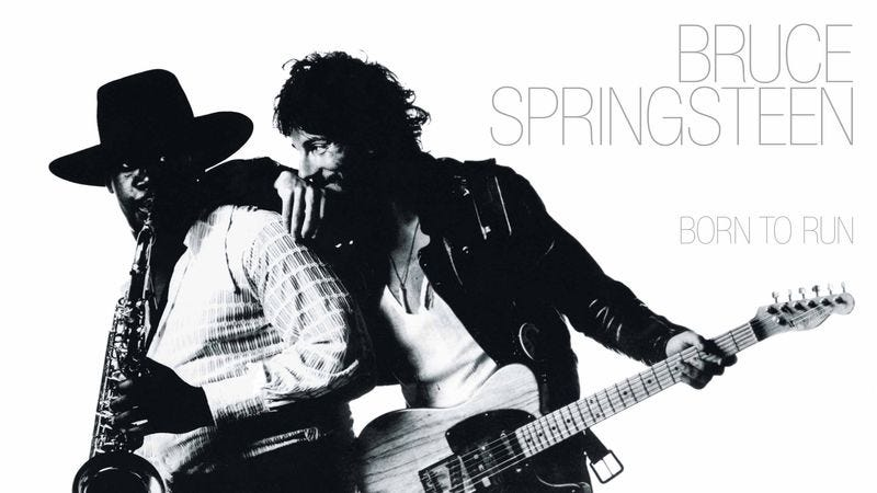 Illustration for article titled Read This: Bruce Springsteen goes deep into the creation of Born To Run