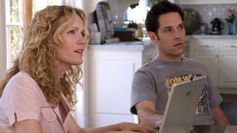 Illustration for article titled Paul Rudd and Leslie Mann to reprise Knocked Up roles in Judd Apatow's next film
