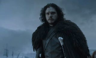 Illustration for article titled Here's the Best Proof Yet That Jon Snow Is Alive on Game of Thrones