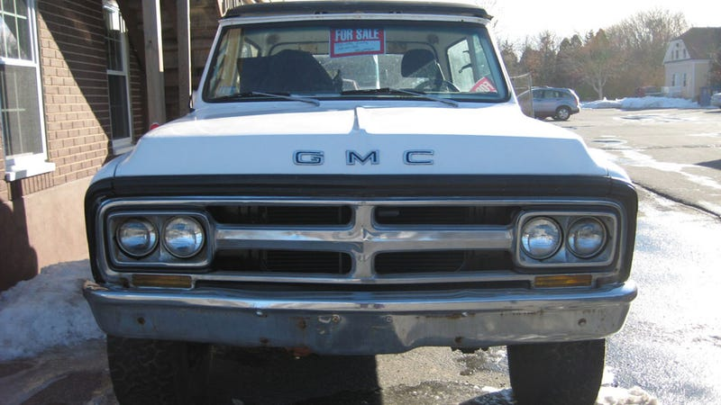Illustration for article titled 1970 GMC Jimmy