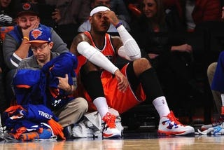 Illustration for article titled Phil Jackson Says Melo Will Move The Ball. So Did These Guys.