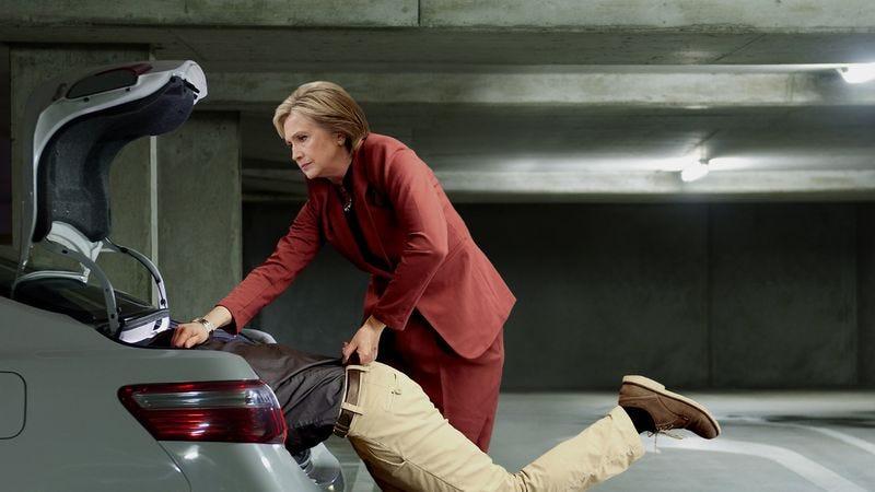 Illustration for article titled Clinton Tosses Unpledged Superdelegate In Trunk Of Car