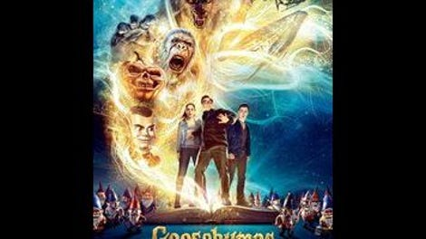 Goosebumps bears little resemblance to the kid-lit horror