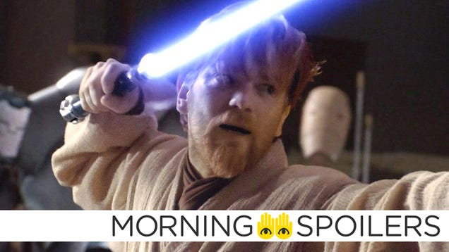Updates From Obi-Wan Kenobi, Animated Transformers, and More