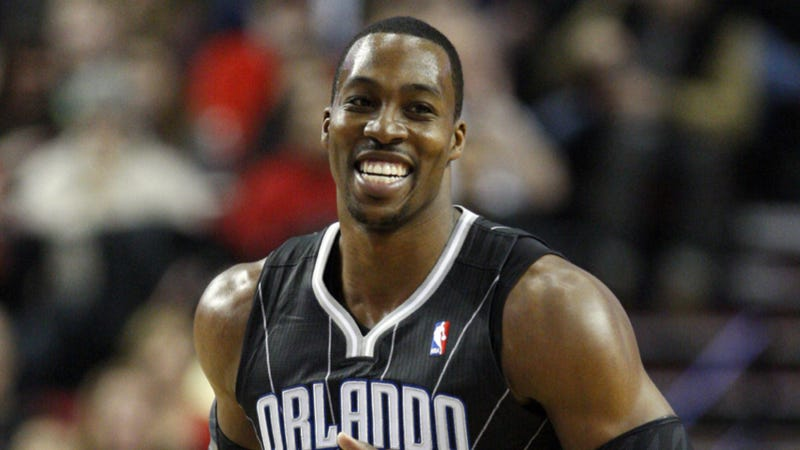 Illustration for article titled Oh, Dwight Howard Decided He's Now Open To Playing For The Clippers Too