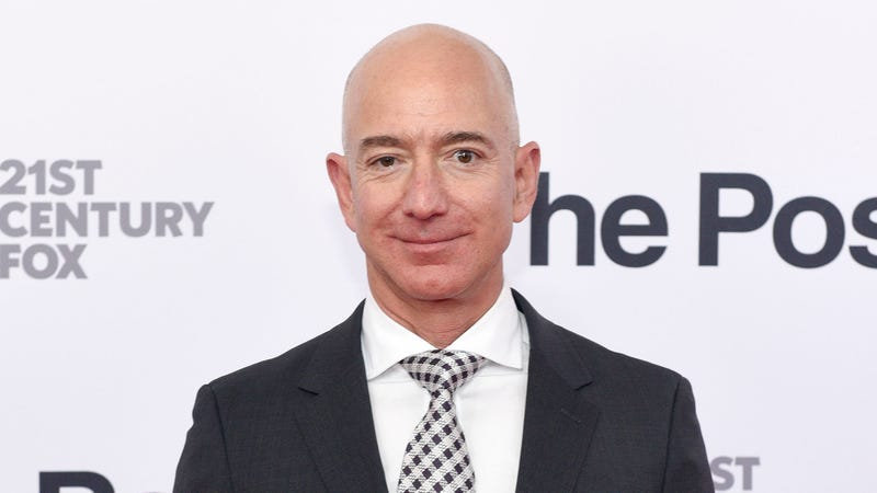 Jeff Bezos is now the richest person ever, but only because Bill