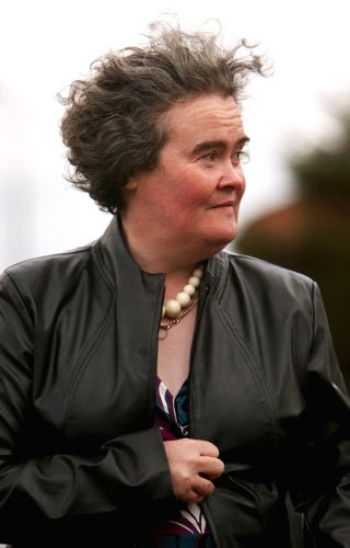 Illustration for article titled Is Susan Boyle's Makeover Actually Hurting Her Chances?