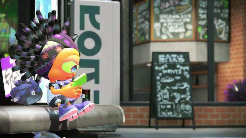 Illustration for article titled This Week Is Prime Time To Farm Abilities In Splatoon 2