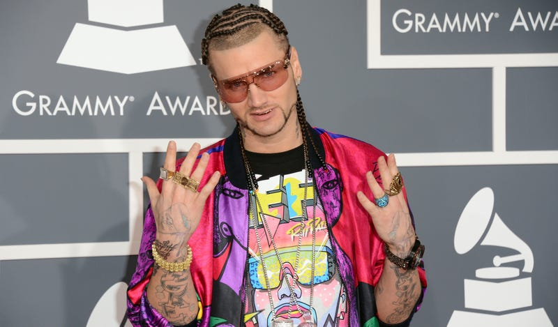 Illustration for article titled Riff Raff Knows How to End Racism