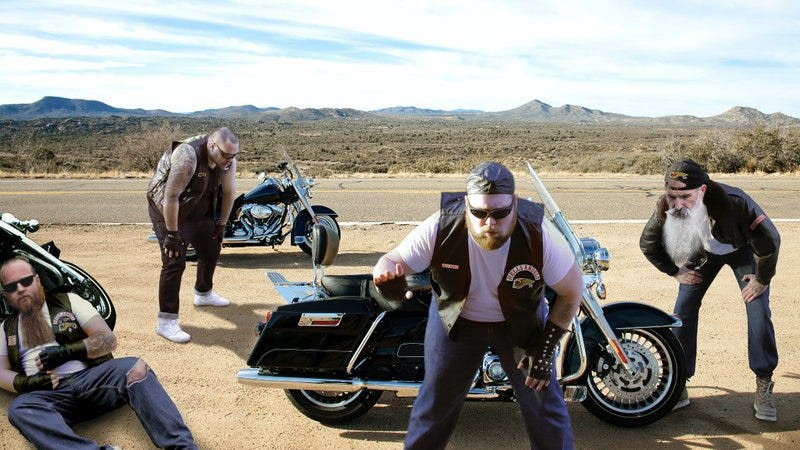 The End Of An Era: After 68 Years, The Hells Angels Have All