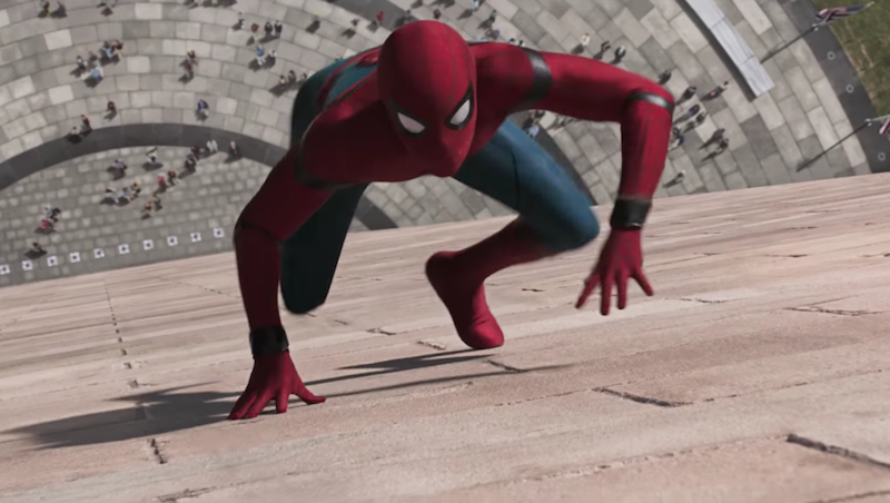 Illustration for article titled The First Spider-Man: Homecoming Trailers Are Here, Guest-Starring Iron Man (UPDATED)