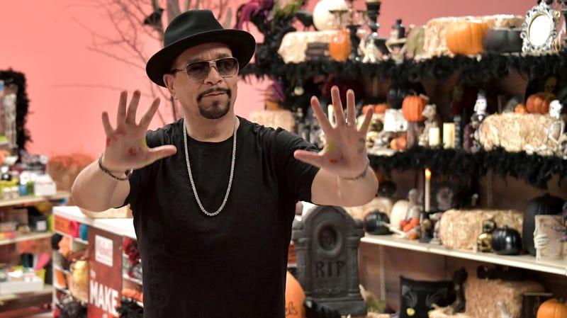 Heartbreaking: Ice-T Has Never Had a Bagel