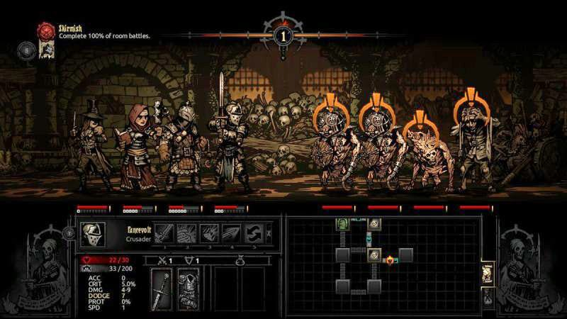 Darkest Dungeon Is Easier To Play On Switch