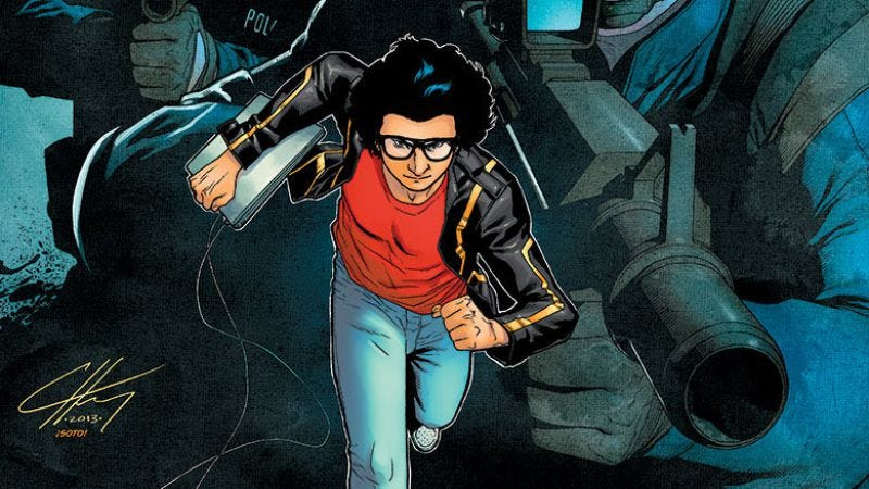 Illustration for article titled Valiant's Harbinger #20 turns up the stakes to show the value of risk