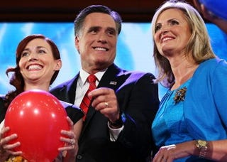 Romneys (Getty Images)