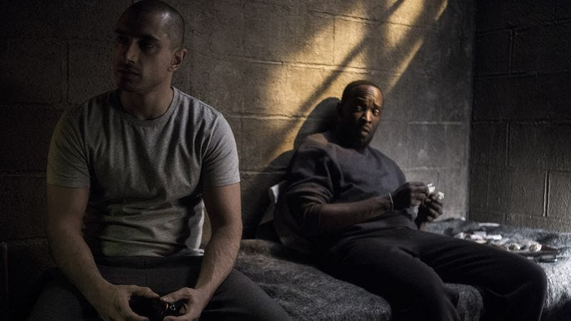 Riz Ahmed, Michael Kenneth Williams (Photo: HBO)