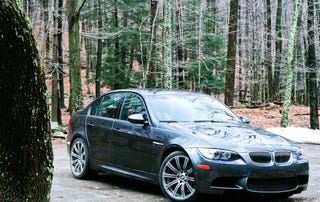 Illustration for article titled 2008 BMW M3, Part One