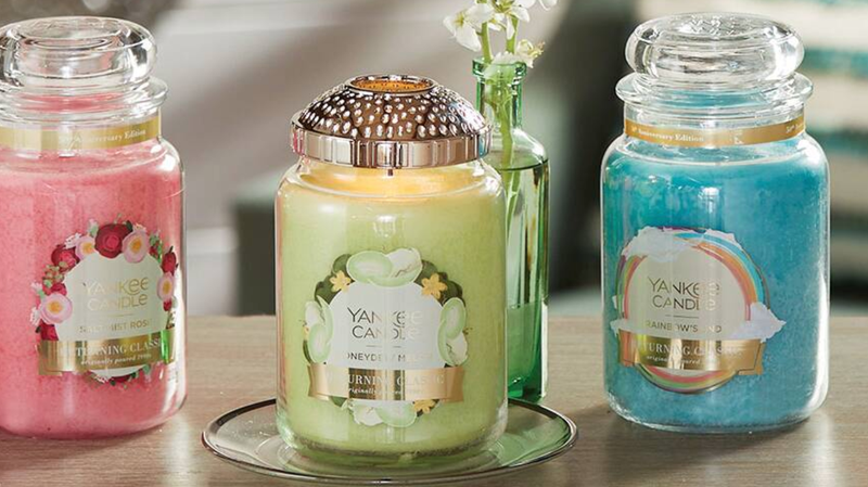 50% Off Large Classic Jar and Tumbler Candles | Yankee Candle | Promo Code SAVE50LG