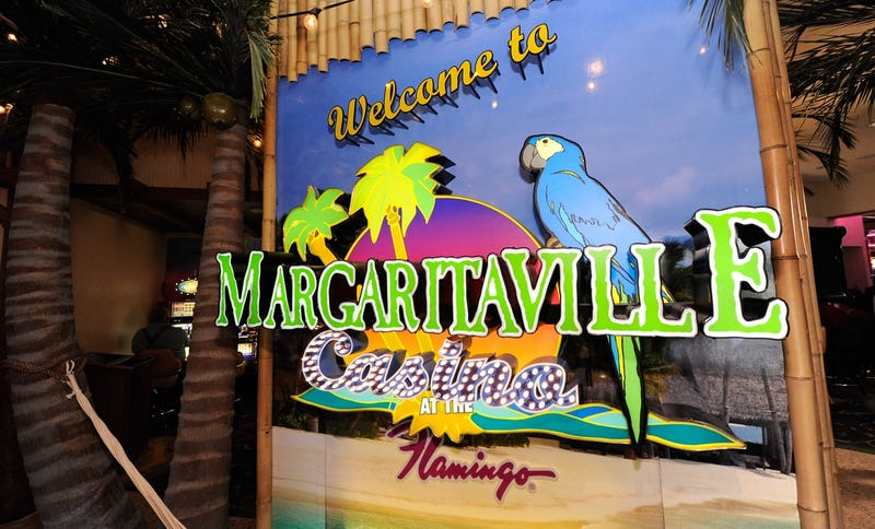 Margaritaville Casino at Flamingo Las Vegas during the property's grand opening celebration October 14, 2011 in Las Vegas, Nevada (Photo by Ethan Miller/Getty Images for Flamingo Las Vegas)