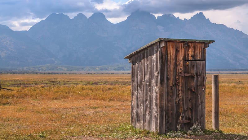 Illustration for article titled Professor Wants Some Goddamn Appreciation for Historic Outhouses