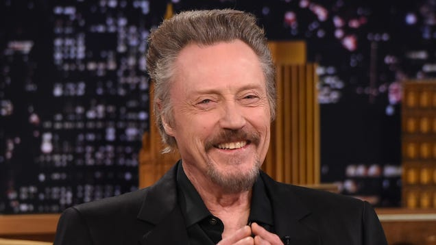 Christopher Walken has never sent an email